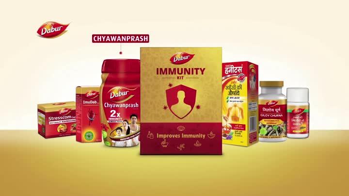 Dabur Immunity Kit Gift
