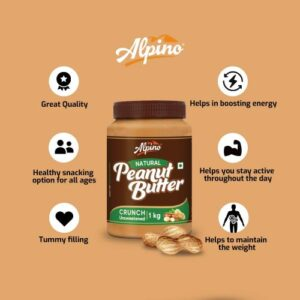 Best Alpino Peanut Butter Smooth India