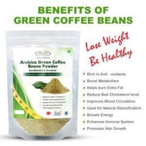Best Sinew Nutrition Green Coffee Powder India