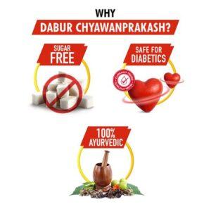 Best Sugar Free Dabur Chyawanprash India