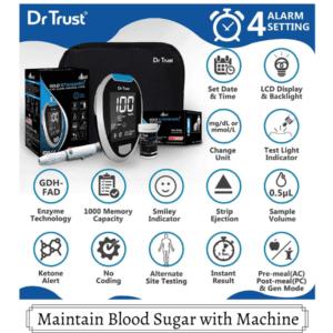 Best Dr Trust Automatic Blood Sugar Testing Machine India