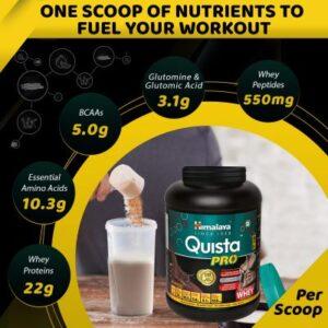 Best Himalaya Quista Pro Whey Protein