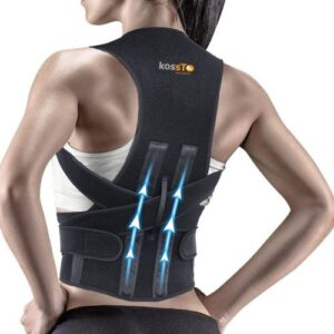 Special Kossto Posture Corrector Belt for Shoulder, Back Support and Pain Relief India