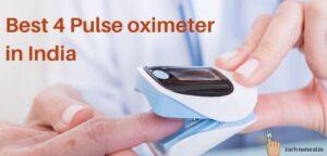 Best 4 Pulse oximeter