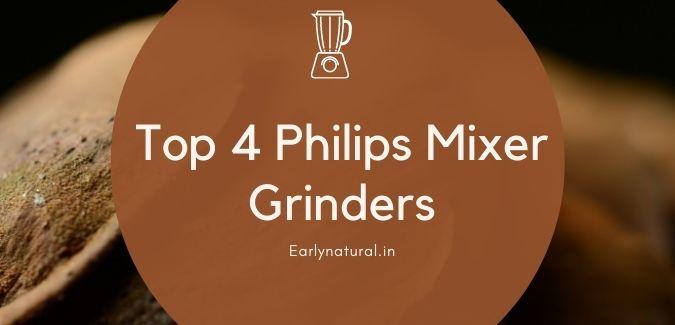 Philips Mixer Grinders