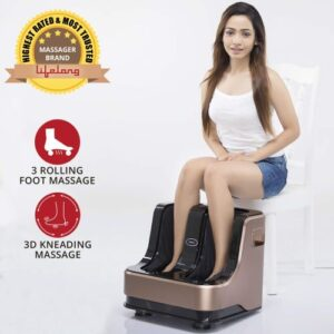 Best Lifelong LLM135 Foot, Calf and Leg Massager India
